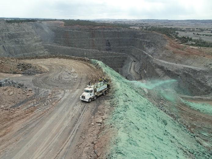 Kanmantoo Copper Mine – Mine Site Rehabilitation – EnviroPro