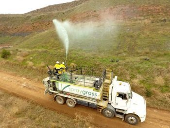 EnviroSprout - Hill Groove Hydroseeding