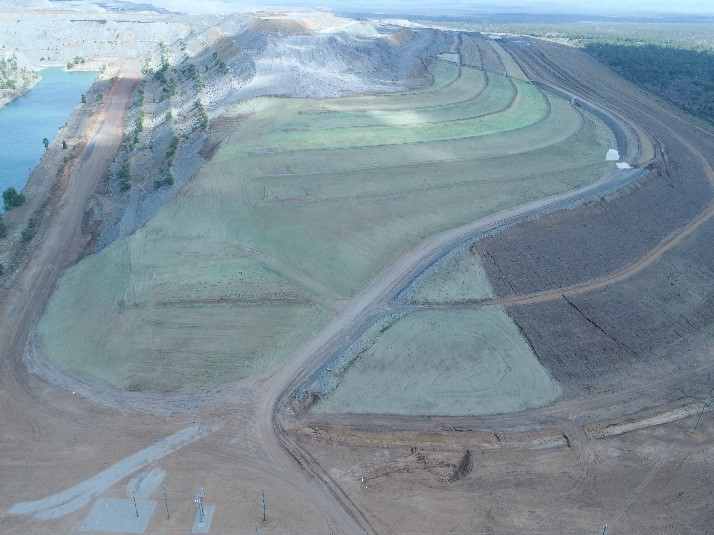 RioTinto Mine – Mine Site Rehabilitation – EnviroLoc